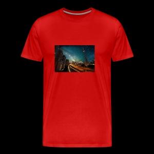 City Nights - Men's Premium T-Shirt