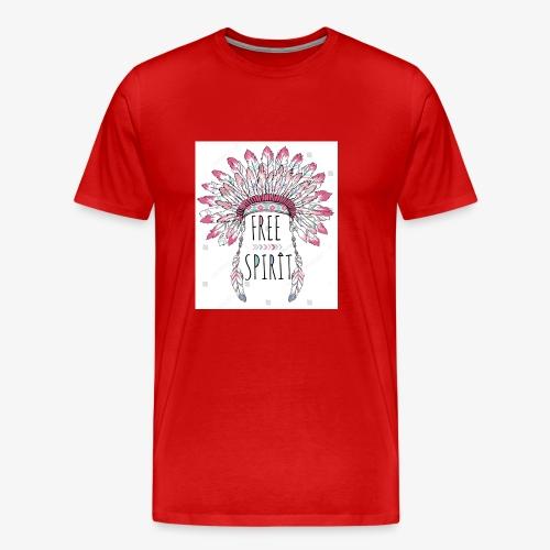 Free Spirit! - Men's Premium T-Shirt