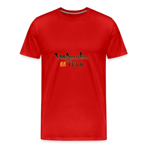 ImprovisoNaTela - Men's Premium T-Shirt