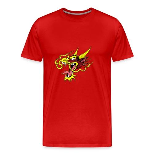 DHEAD - Men's Premium T-Shirt