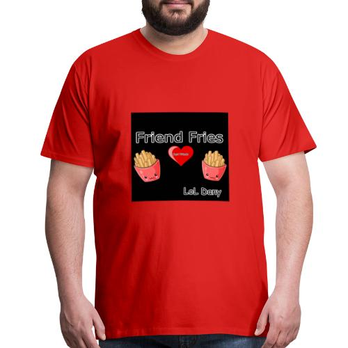 Friend Fries - Men's Premium T-Shirt