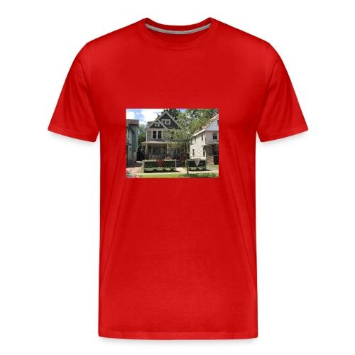 Christopher Superman Shop - Men's Premium T-Shirt
