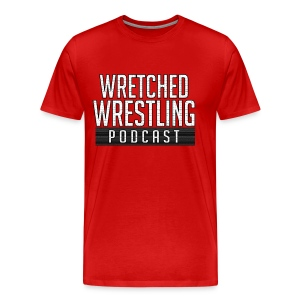 Wretched Wrestling Shirt - Men's Premium T-Shirt