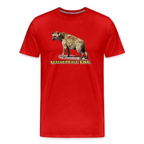 Limited edition Hyena Shirts/Long Sleeves - Men's Premium T-Shirt