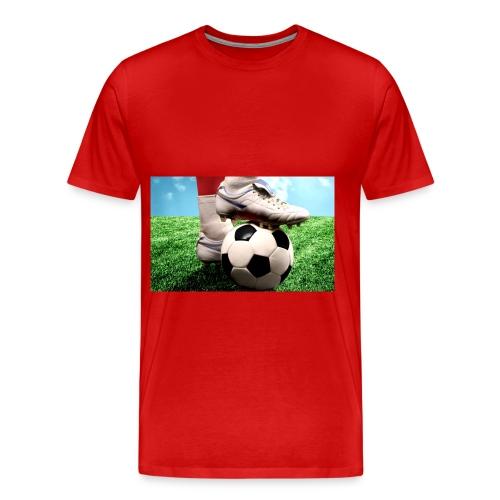 Let's Football 2018 - Men's Premium T-Shirt
