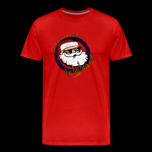 Snows out, Ho Ho Hos out- Vintage - Men's Premium T-Shirt