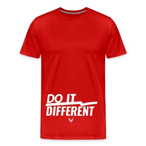 Do It Different merch by Maverick Apparel - Men's Premium T-Shirt