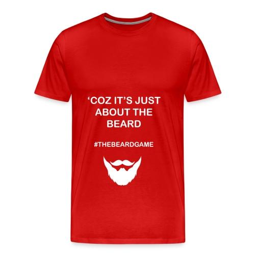 design2b #strictly for men - Men's Premium T-Shirt