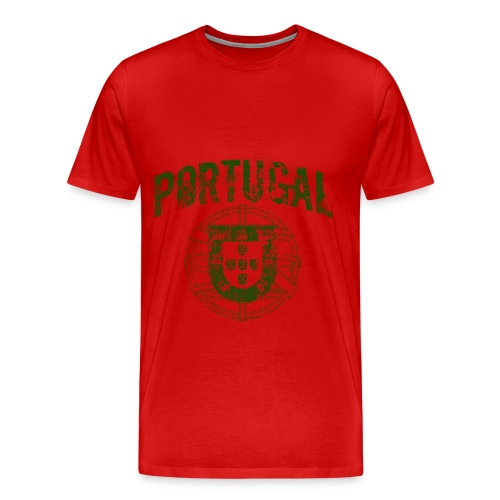 Vintage Portugal - Men's Premium T-Shirt