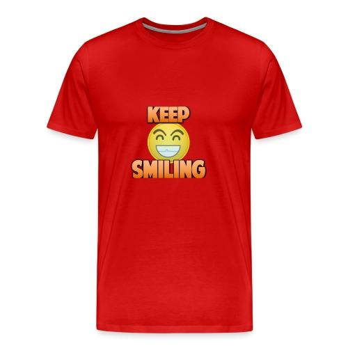 The Life's Lesson Design. - Men's Premium T-Shirt