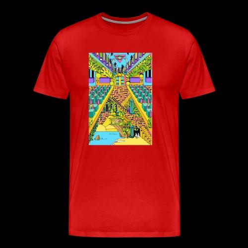 DMT Trip - Men's Premium T-Shirt