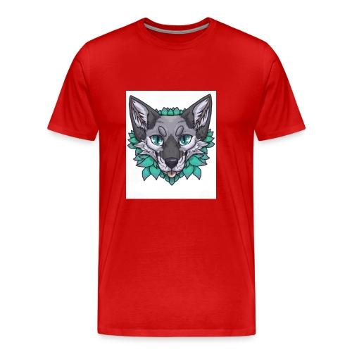 Wolf tag - Men's Premium T-Shirt