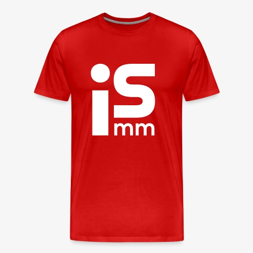 Immature Sports Logo Alternate Colorway - Men's Premium T-Shirt