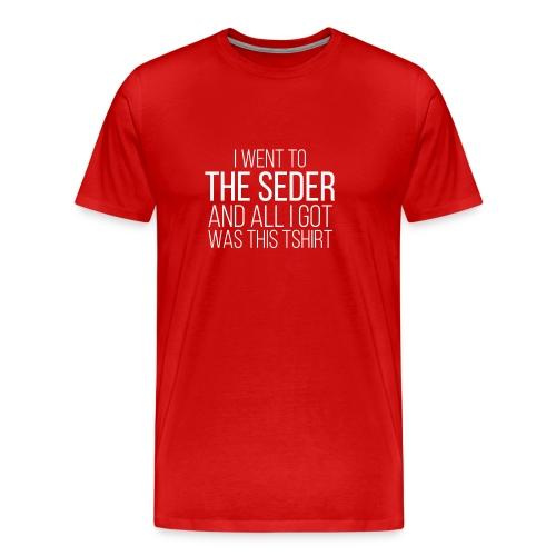 All I Got Was This Tshirt! - Men's Premium T-Shirt