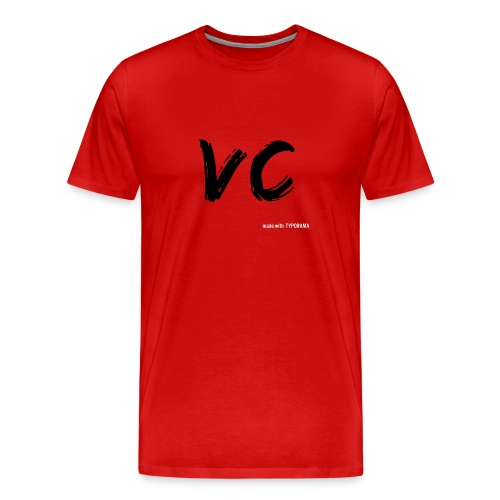VOO Channel Logo - Men's Premium T-Shirt