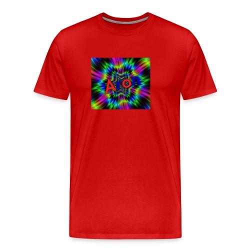 The rainbow - Men's Premium T-Shirt