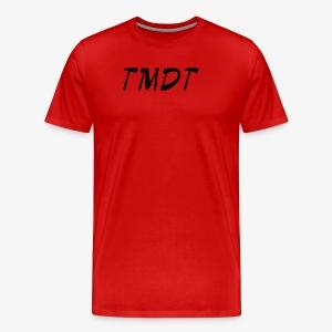 Official TMDT brand logo. - Men's Premium T-Shirt