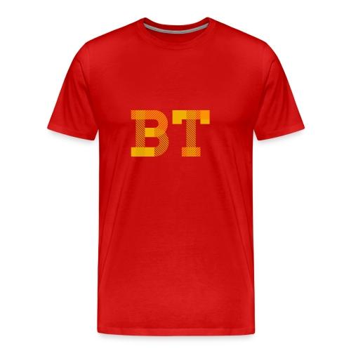 BeakerTeck Logo - Men's Premium T-Shirt