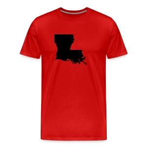 LA LARGE - Men's Premium T-Shirt