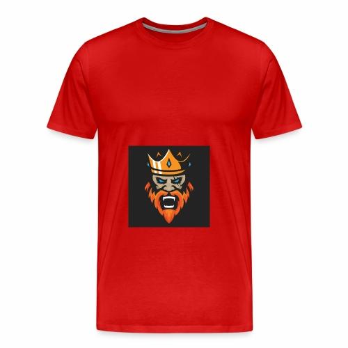 King Wyatt's Merch Squad - Men's Premium T-Shirt