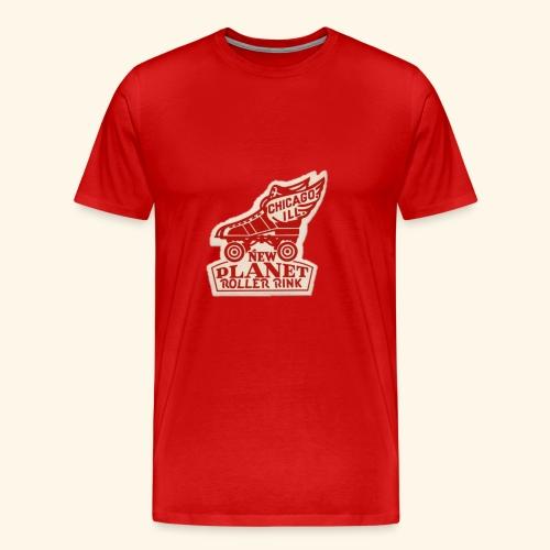 skate geex chi - Men's Premium T-Shirt
