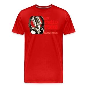 My Radio.Rocks Appearal - Men's Premium T-Shirt