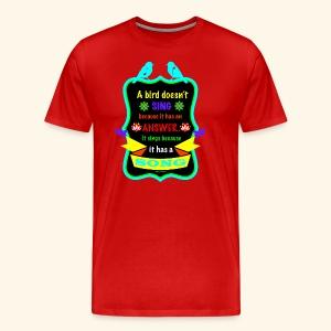 Musical11 - Men's Premium T-Shirt