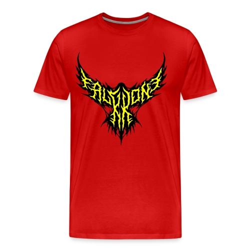 FalKKonE logo (clean) - Men's Premium T-Shirt