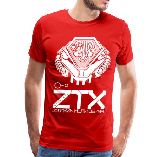 ZTX - Men's Premium T-Shirt