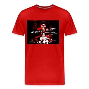 Mayhem Skull Pile - Men's Premium T-Shirt