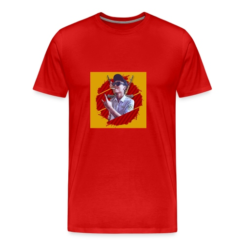 smoke - Men's Premium T-Shirt