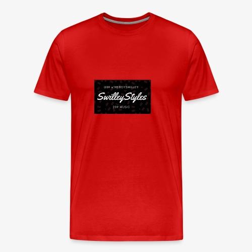 SwilleyStyles Promo - Men's Premium T-Shirt