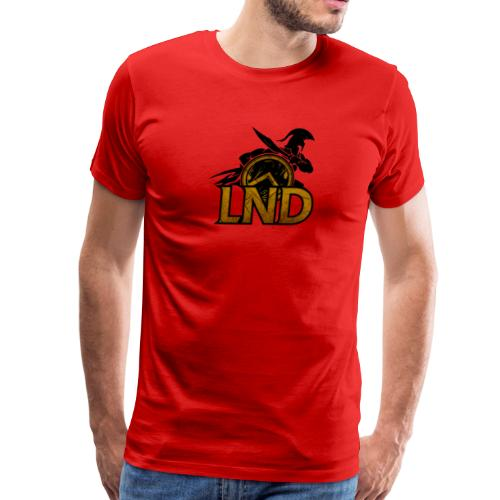 LND Logo Design - Men's Premium T-Shirt
