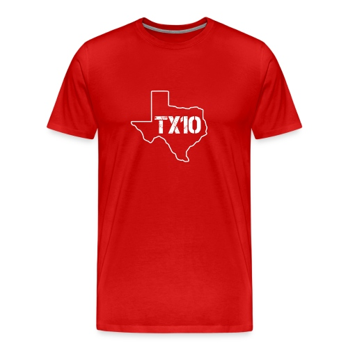 TEXAS 10 by FinksMethod - Men's Premium T-Shirt