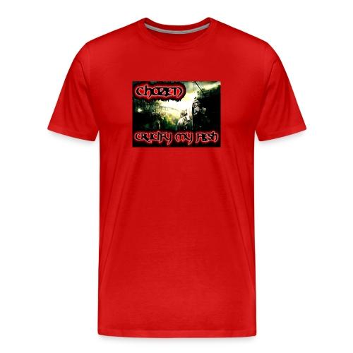 Crucify my flesh - Men's Premium T-Shirt