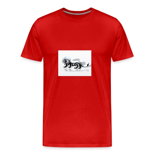 large - Men's Premium T-Shirt