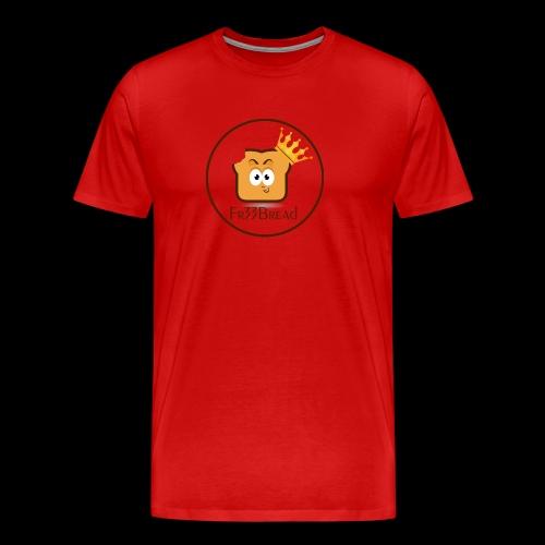 Fr33Bread Logo - Men's Premium T-Shirt