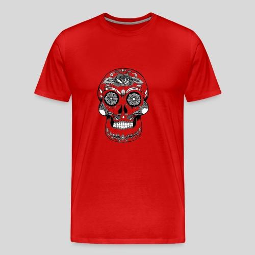 Catrina Black & White - Men's Premium T-Shirt