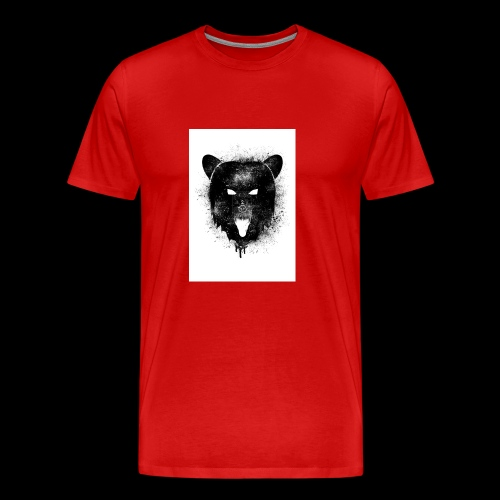 BEAR Fierce - Men's Premium T-Shirt
