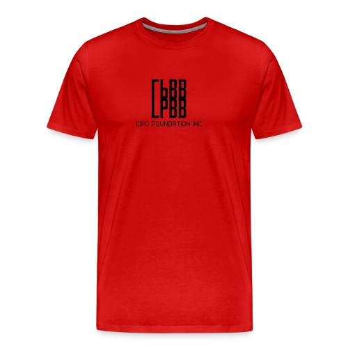 FOUNDATION LOGO - Men's Premium T-Shirt