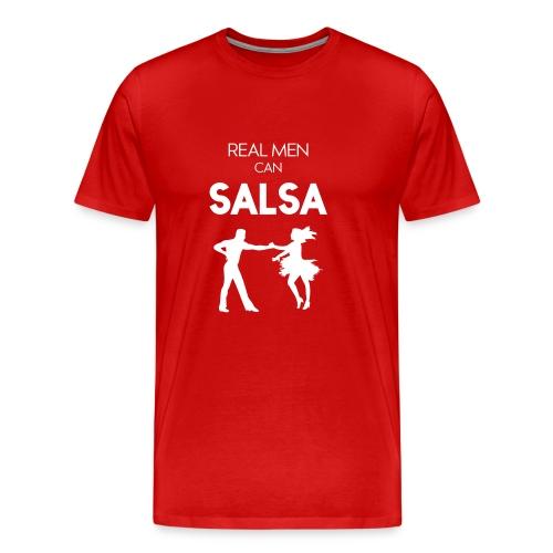 Salsa, Latin Dace, Salsa dance, bachata - Men's Premium T-Shirt