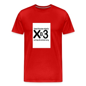 XB3 - Men's Premium T-Shirt