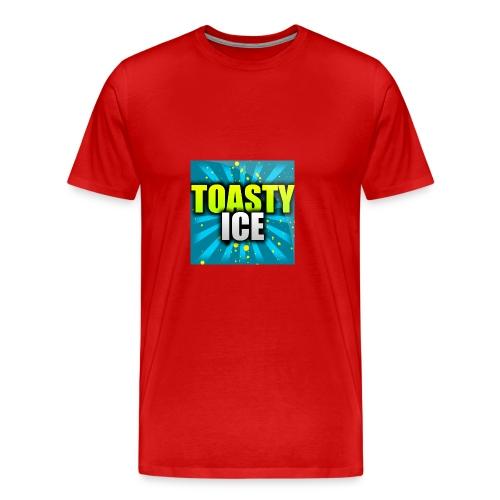 ToastyIce Logo - Men's Premium T-Shirt
