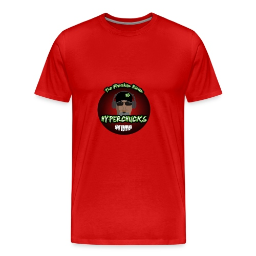 The Freakin Rican - Men's Premium T-Shirt