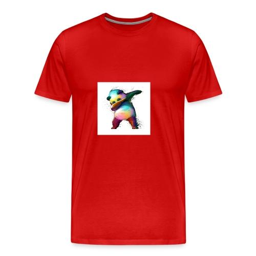 dabing panda limited edition - Men's Premium T-Shirt