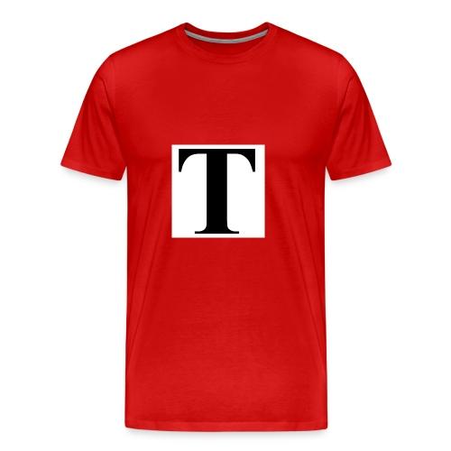 T stand for tavion - Men's Premium T-Shirt