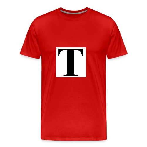 T stand for tavion - Men's Premium T-Shirt