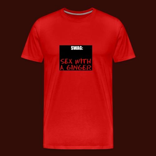 The true definition of SWAG - Men's Premium T-Shirt