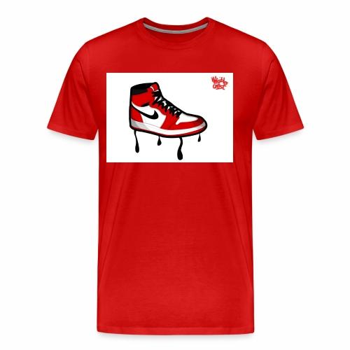 jordan jump man l - Men's Premium T-Shirt