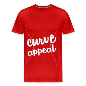 Curve Appeal - Men's Premium T-Shirt